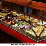 Something New @ O'Quigley's – Lunch Salad Bar