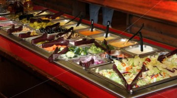 O'Quigley's Lunch Salad Bar