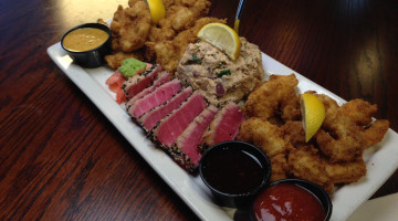 MARCH MADNESS WITH STEAMED, FRIED, BLACKENED & SEARED SEAFOOD AT IT'S BEST
